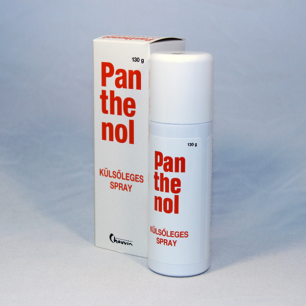 Panthenol kulsoleges spray 130 g